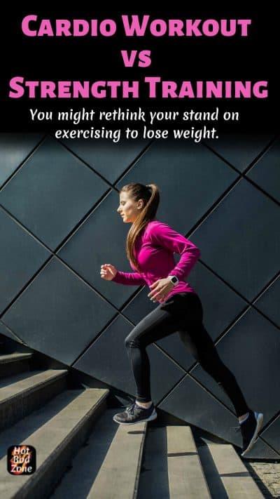 Cardio Workout vs Strength Training
