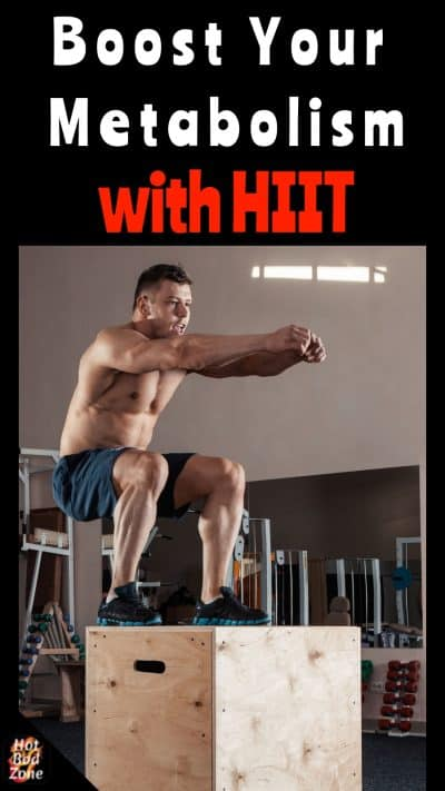 Boost Your Metabolism with HIIT