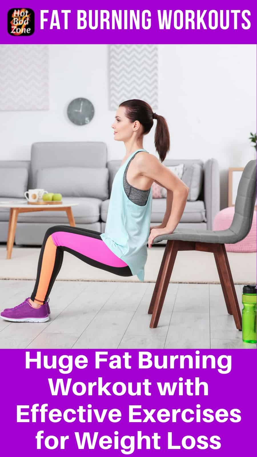 Ultimate Fat Burning Workouts For Women - Hot Bod Zone