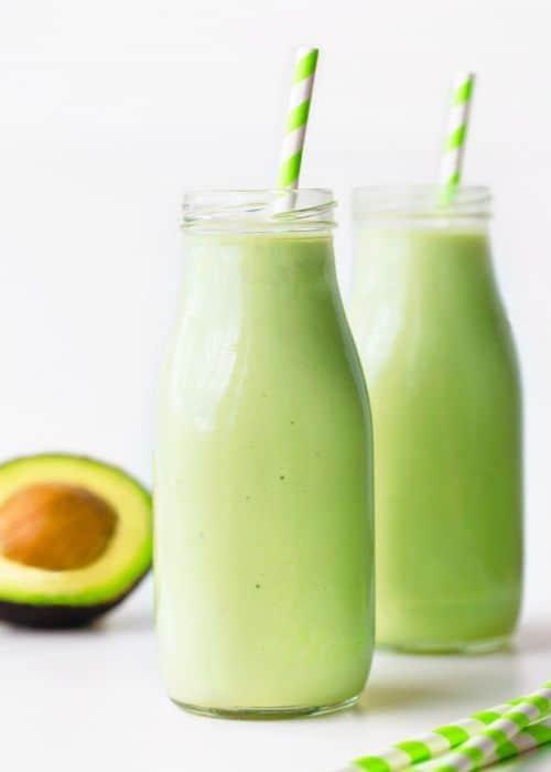 Easy Creamy Avocado Weight Loss Smoothie Recipes