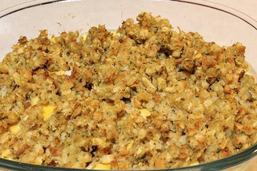 Easy Chicken Stove Top Casserole Recipe with WW Break Down