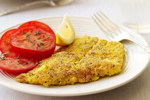 Pan-Fried Flounder - Weight Watchers Dinner Recipes