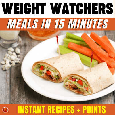 WW Meals in 15 Minutes - Instant Recipes + Points