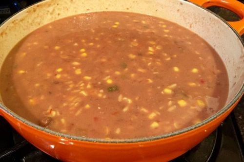 Lindas 10 Minute Soup