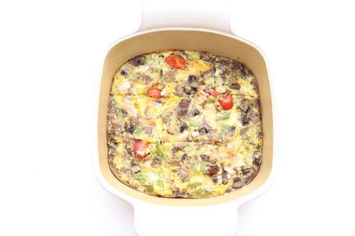 WW Friendly Breakfast Casserole