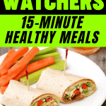 WW 15-Minute Healthy Meals - Wedge Salad Wrap