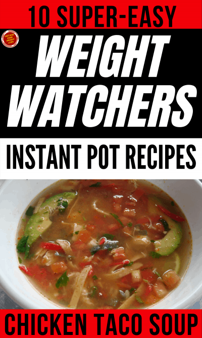 10 Super-Easy Weight Watchers Instant Pot Recipes