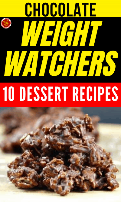 10 Dessert Recipes Weight Watchers