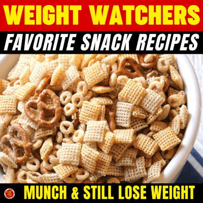 Weight Watchers Favorite Snack Recipes - Munch and Still Lose Weight