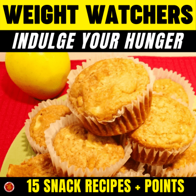 WW Indulge Your Hunger 15 Snack Recipes + Points