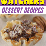 WW Dessert Recipes - Pecan Pie Bites