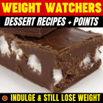 WW Dessert Recipes + Points -- Indulge & Still Lose Weight
