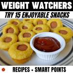 WW Try 15 Enjoyable Snacks - Recipes + Smart Points