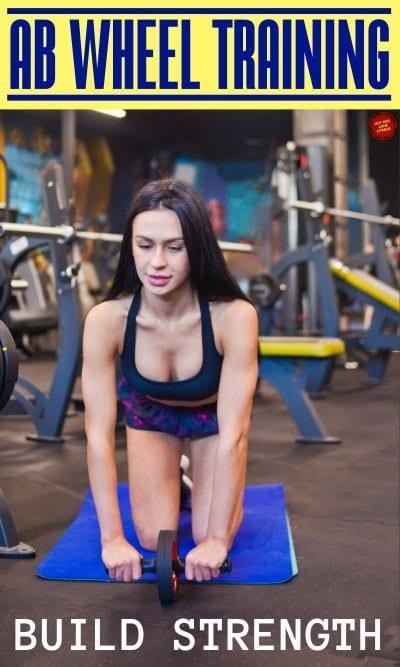 Ab Wheel Training Build Strength
