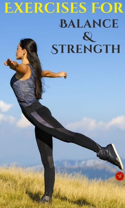 Exercises for Balance & Strength