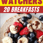WW 20 Breakfast Recipes