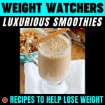 WW Luxurious Smoothies Recipes to Help Lose Weight