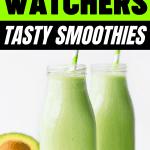 WW Tasty Smoothies
