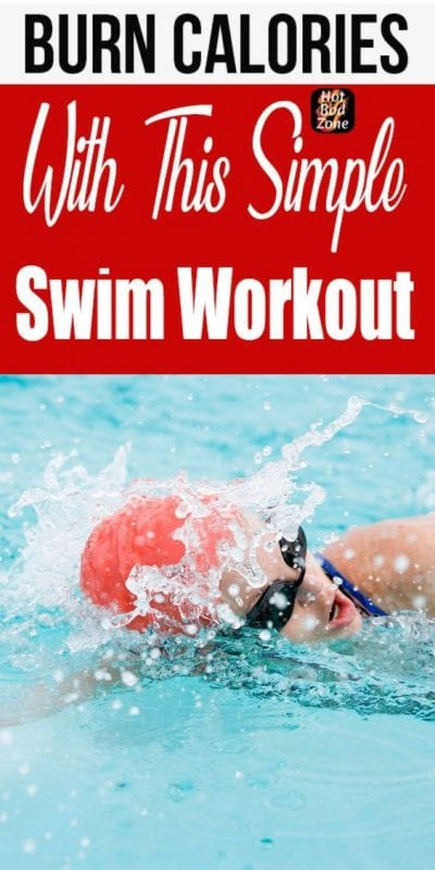 Burn Calories with this Simple Swim Workout