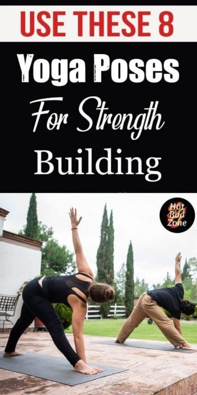Use These 8 Yoga Poses for Strength Building