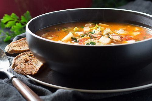 1 Easy Manhattan Clam Chowder Recipe