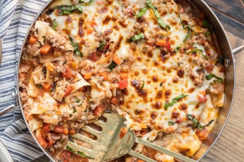 Weight Watchers Lasagna - weight watchers beef recipes
