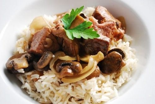 Beef Tips in Mushroom Sauce CP Recipe - weight watchers beef recipes