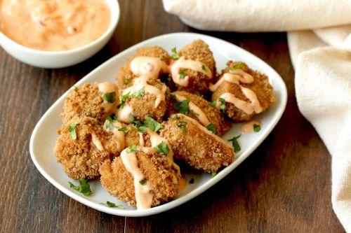 Healthy Big Bang Chicken Nuggets