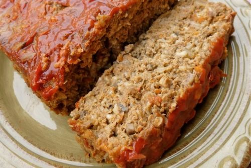 Health Weight Watchers Meatloaf