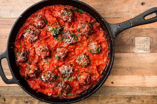 Keto Meatballs - Keto Beef Recipes
