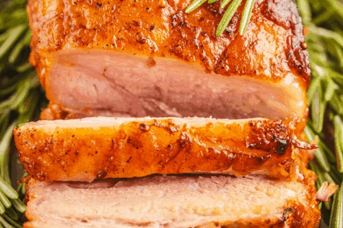 1. Keto Sweet Balsamic Pork Roast in the Instant Pot- Instant Pot Pork Recipes