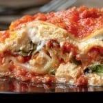 1. The Best-Ever Healthy Lasagna Recipe