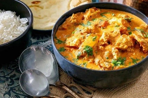 10. Instant Pot Keto Indian Butter Chicken