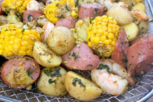 11 Air Fryer Shrimp Boil Recipe