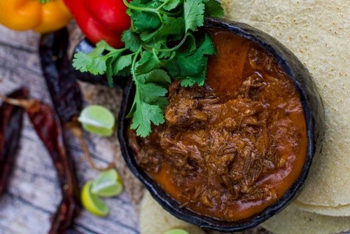 12. Keto Instant Pot Mexican Beef