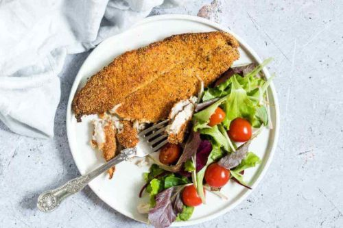 15 Crispy Golden Air Fryer Fish - Keto Meals Ideas