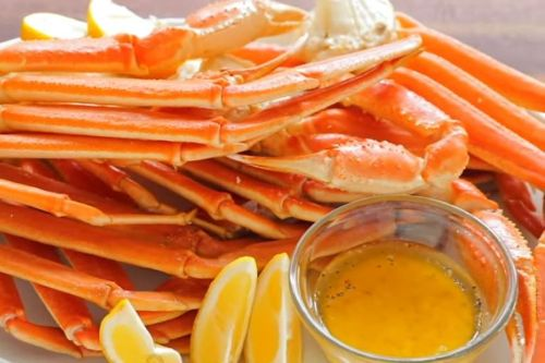 15 Keto Air Fryer Crab Legs - keto Meals Ideas