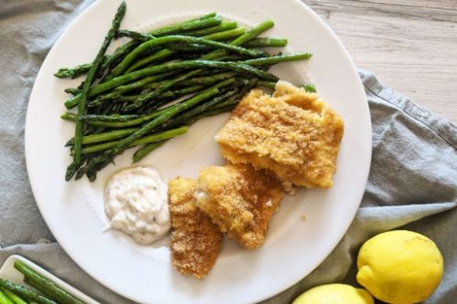 18 Keto Air Fryer Breaded Cod