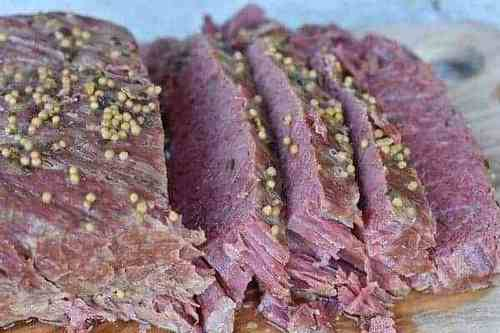 18. Keto Instant Pot Corned Beef - Instant Pot Beef Recipes
