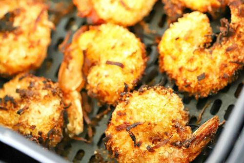 19 Air Fryer Coconut Shrimp Recipe