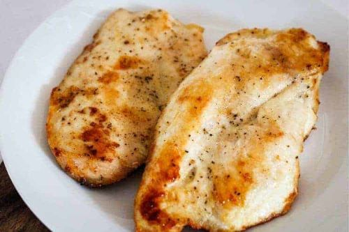 2 Keto Air Fryer Chicken Breast - Recipes For Air Fryer Chicken