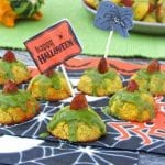 2. Low-Carb Witch Hat Halloween Cookies