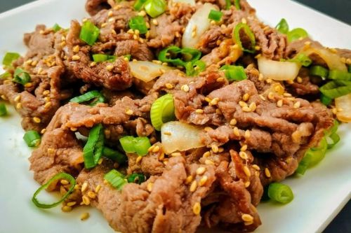 20. Air Fried Bulgogi