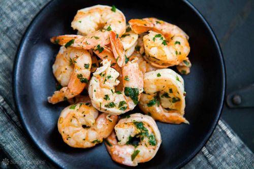 20. Shrimp Scampi in the Instant Pot