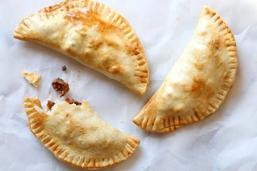 3 Air Fryer Beef Empanadas - Air Fryer Beef Recipes