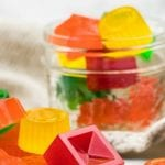Low Carb Gummy Candy - Healthy Halloween Treats