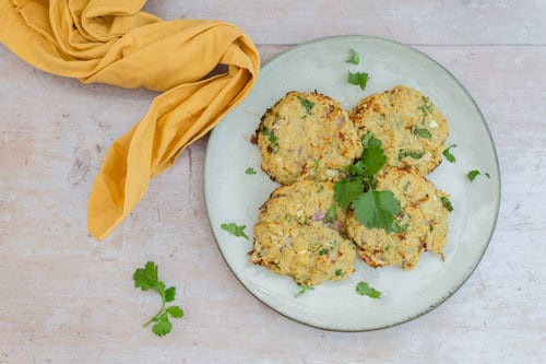 7 Keto Air Fryer Vegetarian Cabbage Patties