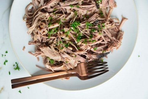 9. Slow Cooker Keto Pork Butt – Best Pulled Pork Recipe