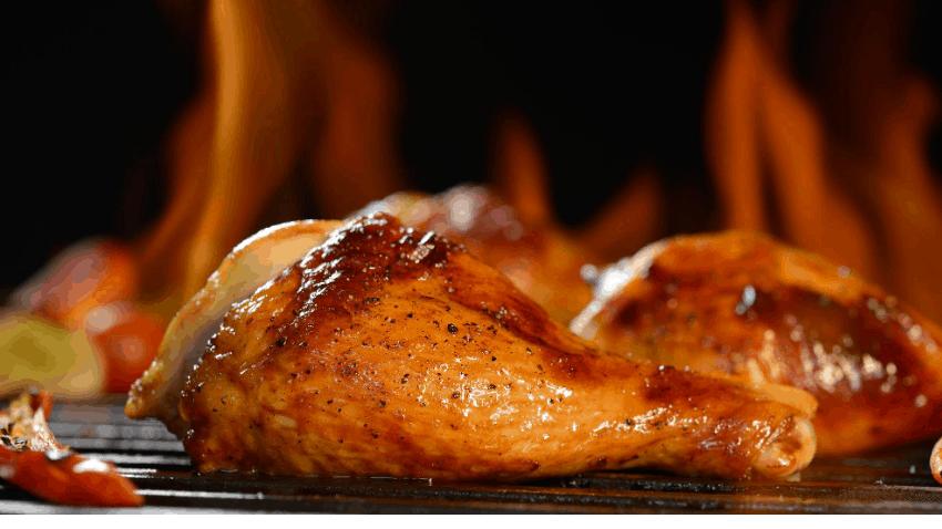 Keto Grilled Chicken
