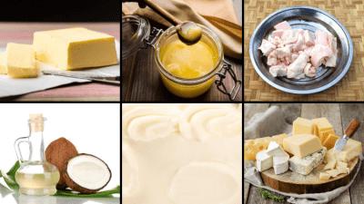 Keto Diet Start-Up Guide - Fats